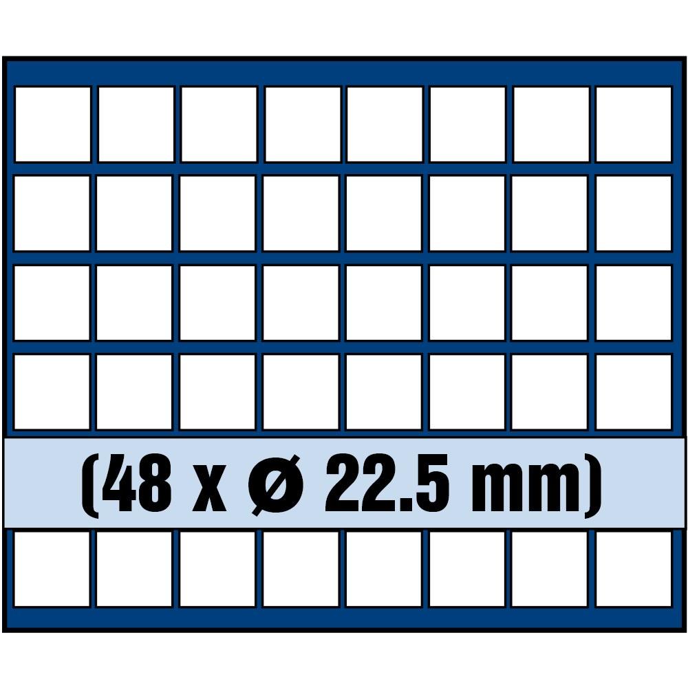 Paleta na monety do 24 mm
