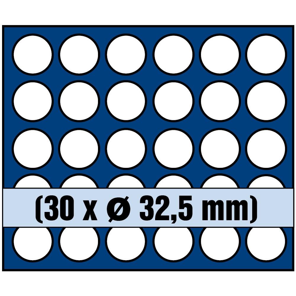 Paleta na monety do 32,5 mm