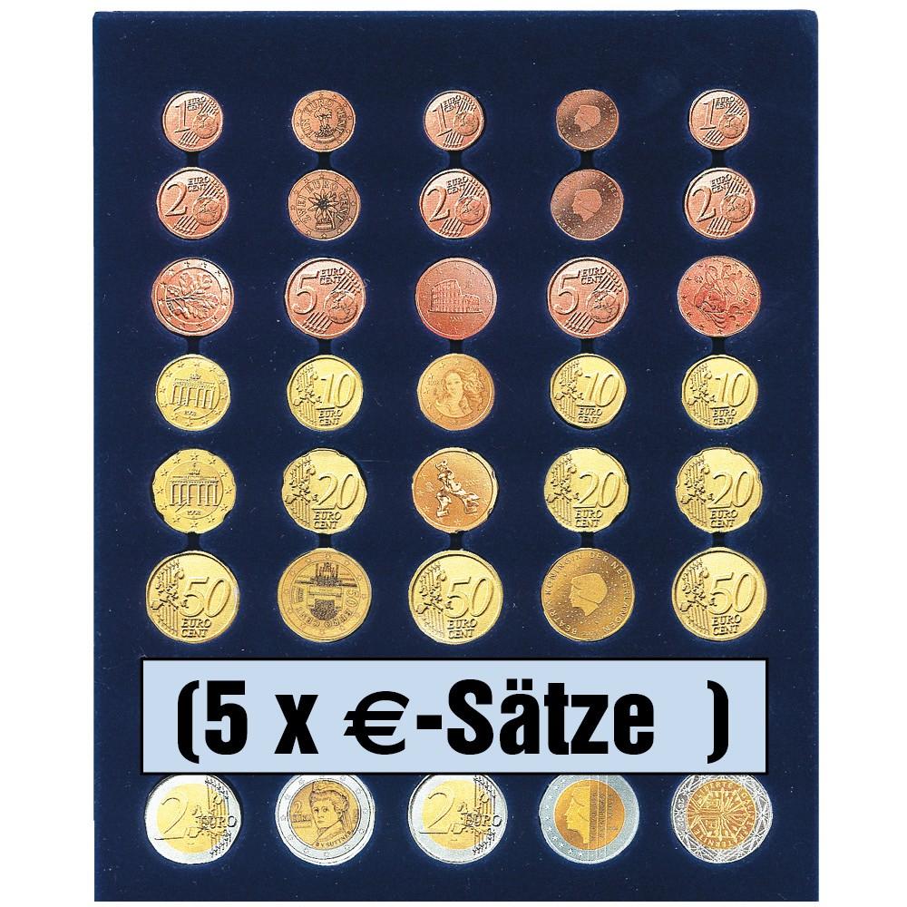 Paleta do kasety NOVA standard - na serie monet Euro