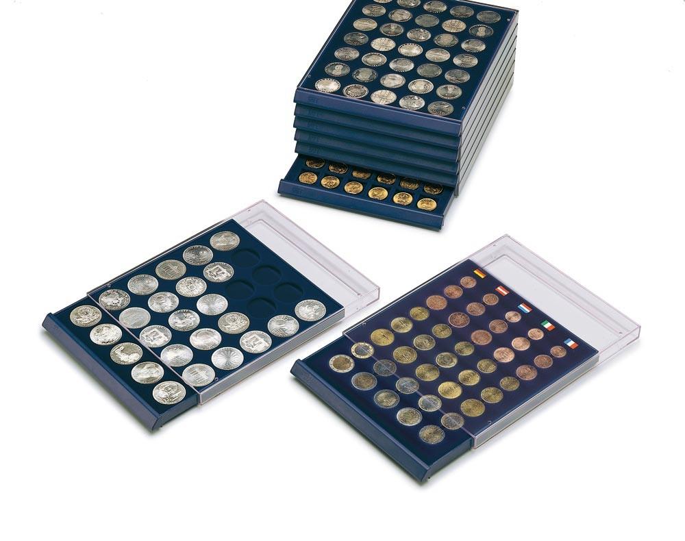 Paleta do kasety NOVA standard - przegrody kwadratowe 70 x 62 mm