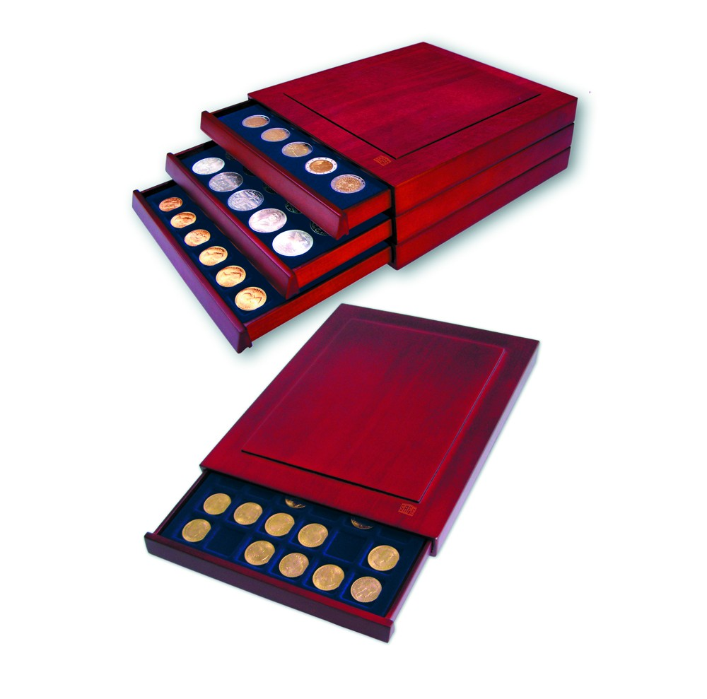 Paleta do kasety NOVA exquisite - dla monet do 37,5 mm średnicy