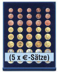 Paleta do kasety NOVA exquisite - na serie monet Euro