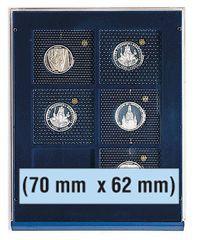 Paleta do kasety NOVA exquisite - przegrody kwadratowe 70 x 62 mm