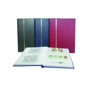 Klaser w formacie książki, 8 czarnych kartek