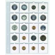 Dodatkowy arkusz do Albumu Compact A4, Albumu Exclusive - albumy na monety w holderach