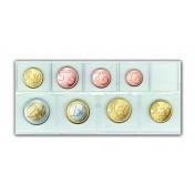 Kieszonki na zestaw monet Euro