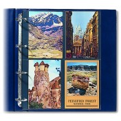 Arkusz na pocztówki i autografy