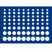 Szuflada do szkatuły - na 10 kompletnych zestawów monet Euro