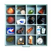 Niebieska wkładka do szuflady Nr. 6194