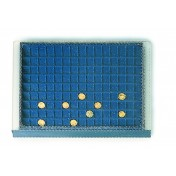 Paleta do szafki na monety (system meblowy) - 135 podziałów, każdy do 20 mm