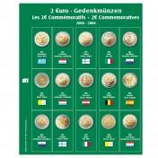 Dodatkowa strona do Albumu Premium 2 Euro: lata 2004 - 2006