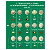 Dodatkowa strona do Albumu Premium 2 Euro: lata 2006 - 2007