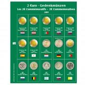 Dodatkowa strona do Albumu Premium 2 Euro: rok 2009