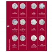 Dodatkowa strona do Albumu Premium 10 Euro: lata 2004 - 2006