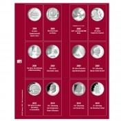 Dodatkowa strona do Albumu Premium 10 Euro: lata 2008 - 2010