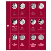 Dodatkowa strona do Albumu Premium 10 Euro: lata 2010 - 2012