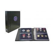 Album Premium na szpilki, medale, odznaczenia