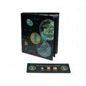 Album ArtLine na monety Euro