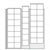 Arkusze do Compact Albumów: Standard, Artline (Zestaw 2 arkuszy)