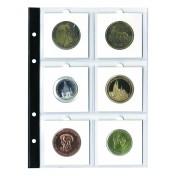 Dodatkowy arkusz do Compact Albumów: Standard, Artline - album na monety w holderach
