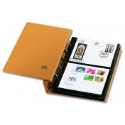 Segregator na koperty pierwszego dnia obiegu, listy i pocztówki