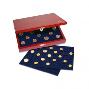Kaseta na monety do 33 mm średnicy