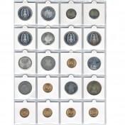 Holdery na monetę - samoprzylepne